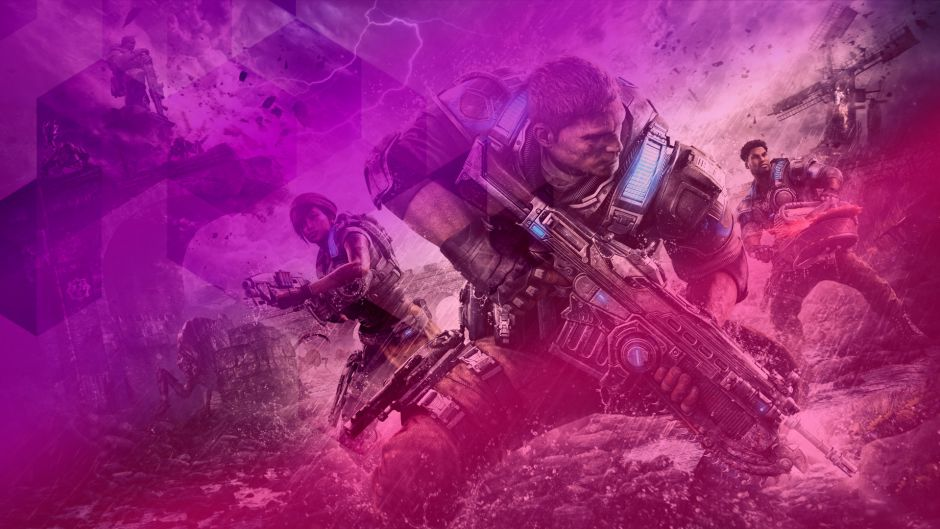 Sorteamos una copia digital de Gears of War 4 y 3 meses a Xbox Live Gold