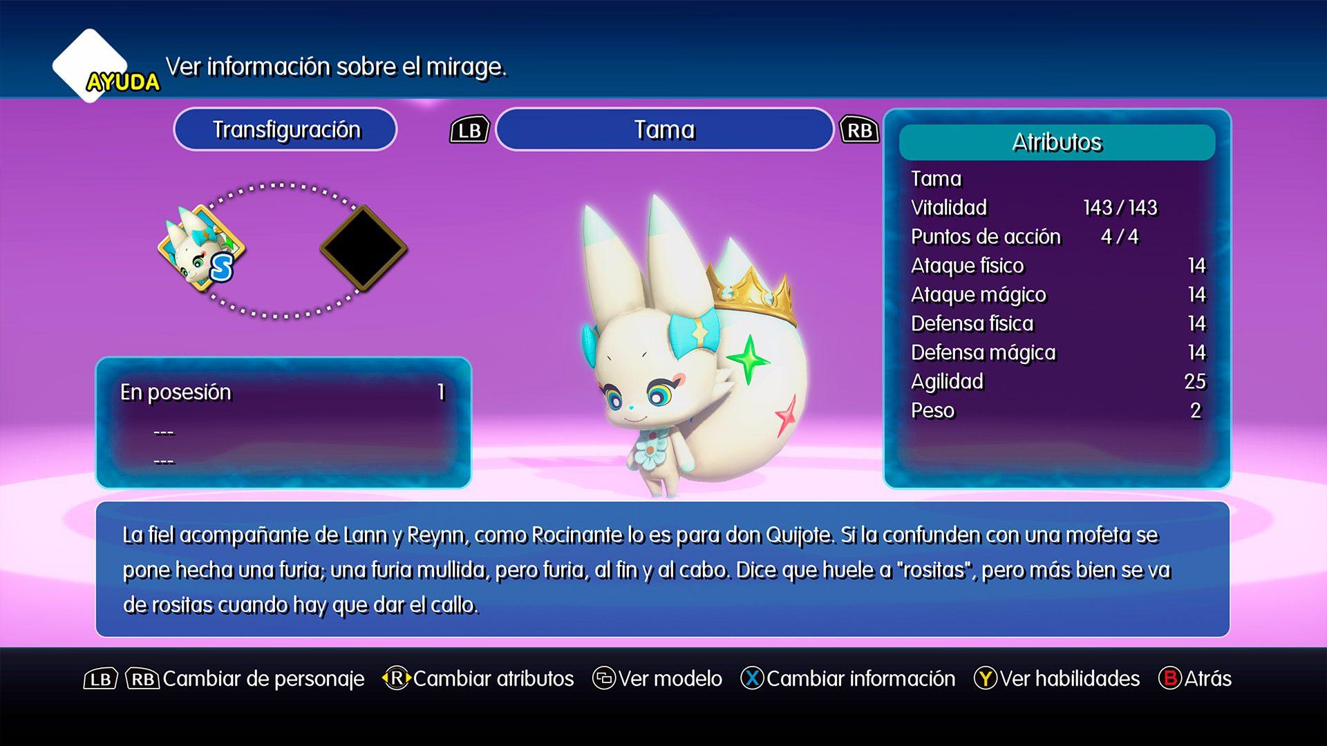 Análisis de World of Final Fantasy Maxima 4