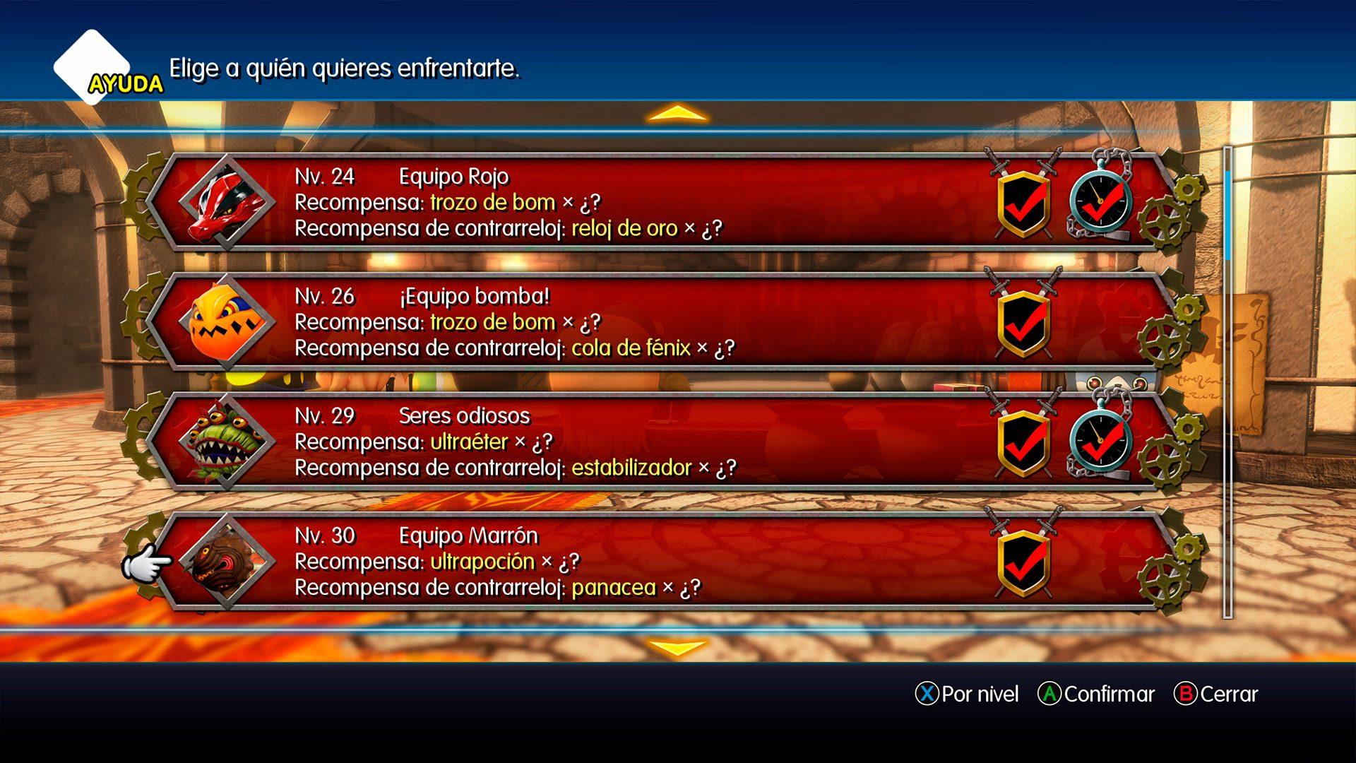 Análisis de World of Final Fantasy Maxima 6