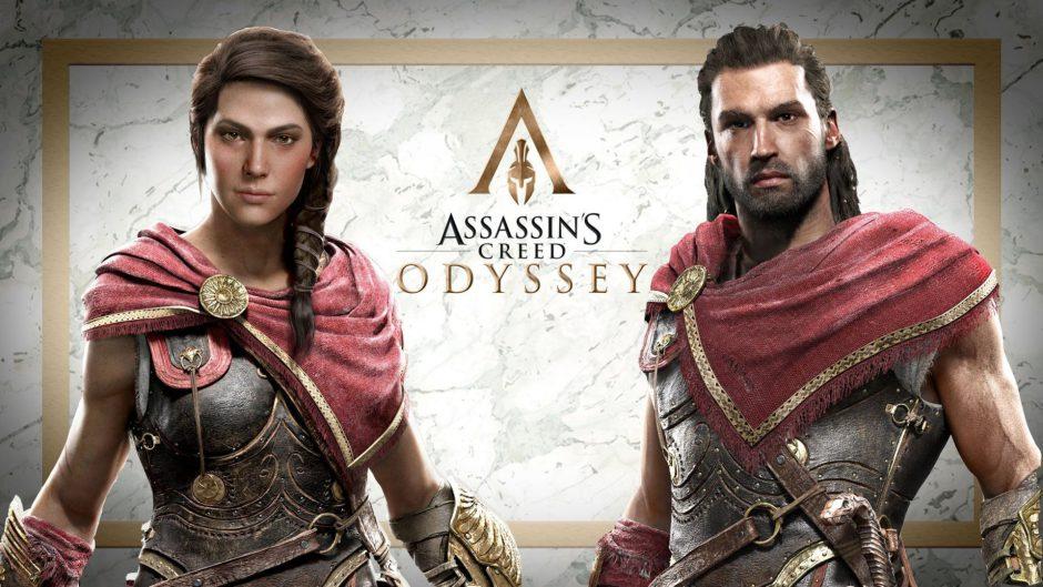 Assassin's Creed Odyssey revela su nuevo contenido de mayo
