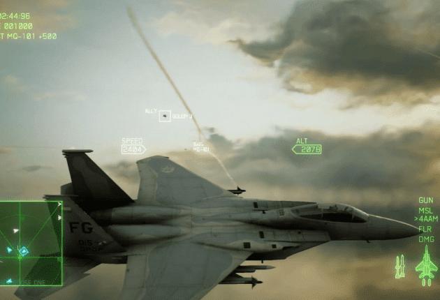 Bandai Namco presentará próximamente 15 nuevos trailers de Ace Combat 7