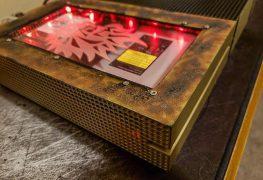 Alucina con esta Xbox One S totalmente personalizada