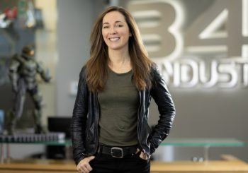 Bonnie Ross, de 343 Industries, en el Hall of Fame de AIAS