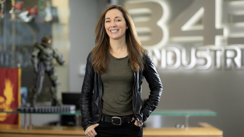 Bonnie Ross, de 343 Industries, en el Hall of Fame de AIAS