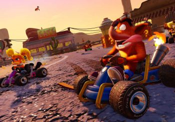 Crash Team Racing: Nitro-Fueled: La mejor versión en consolas es la de Xbox One X