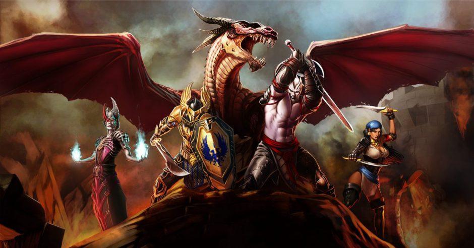 Primera mini imagen oficial de Dragon Age 4