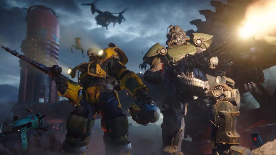Pese a todo, Fallout 76 consigue subir en la lista de lo más jugado en su segunda semana