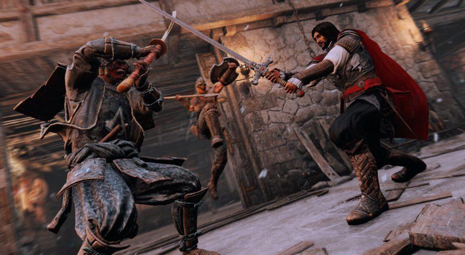 For Honor entra por primera vez en el mundo de Assassin's Creed