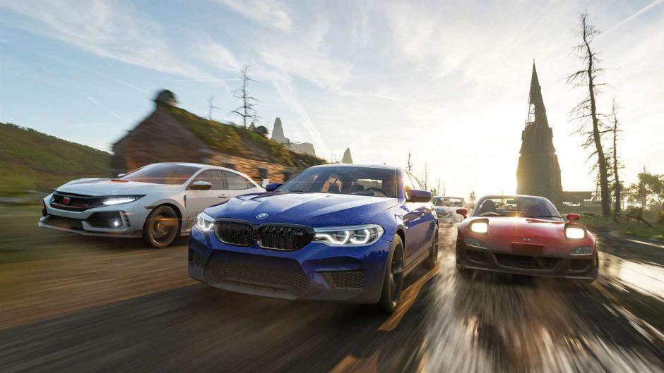 Top Gear llega a Forza Horizon 4 en la nueva actualización