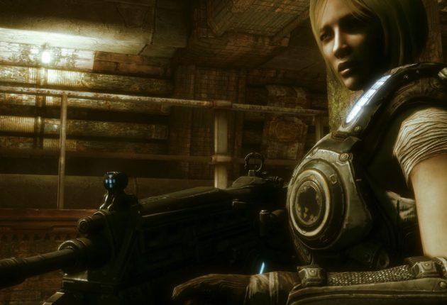 Screen Art de Gears 3