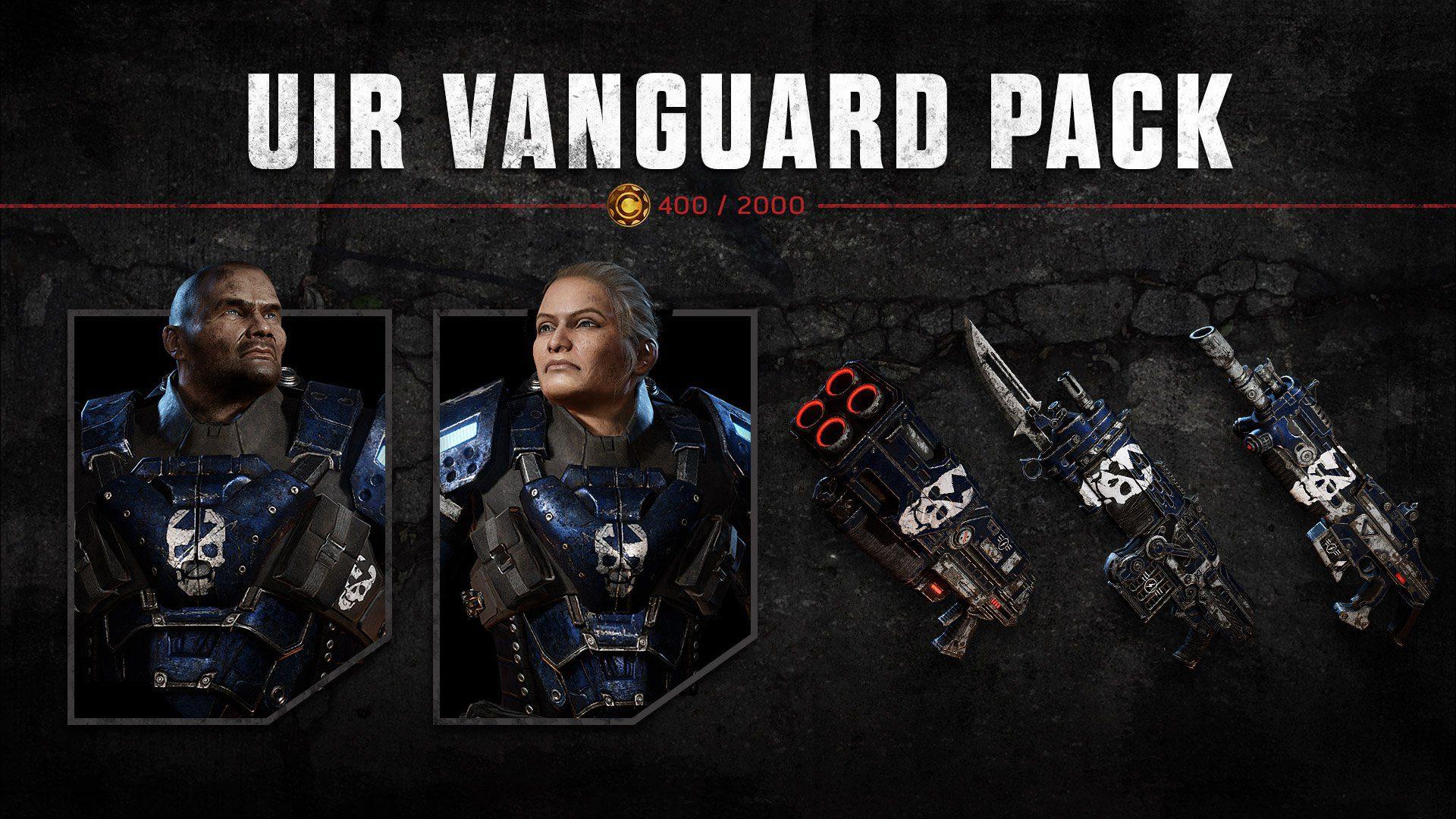 Gears of War 4 Gearsmas 2018