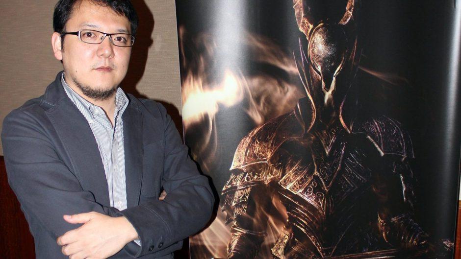 Miyazaki habla de las diferencias en el combate entre Sekiro y Dark Souls