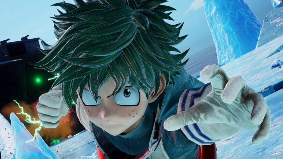 Jump Force presenta un espectacular tráiler con Deku y Asta de protagonistas