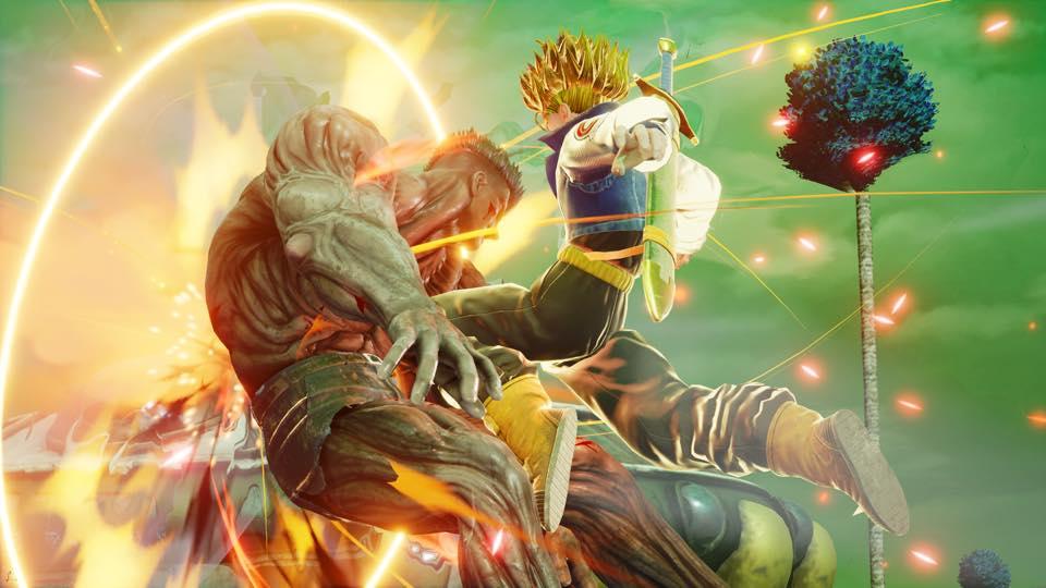 Jump Force: Trunks, Boa Hancock y Renji Abarai se unen al elenco - La revista japonesa V-Jump ha desvelado que Trunks (Dragon Ball), Boa Hancock (One Piece)y Renji Abarai (Bleach) estarán disponibles en Jump Force.