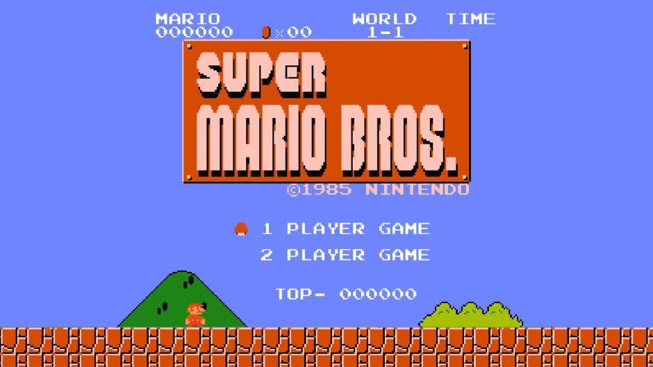 Crean un clon chino de Super Mario Bros de NES compatible con Xbox