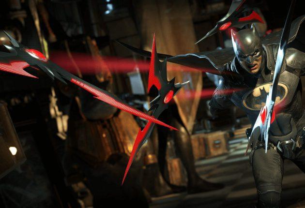 Screen Art de Injustice 2