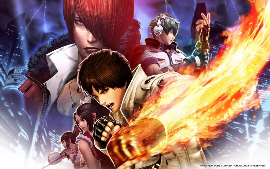 SNK anuncia The King of Fighters XV y confirma que Samurai Spirits llegará a Xbox One