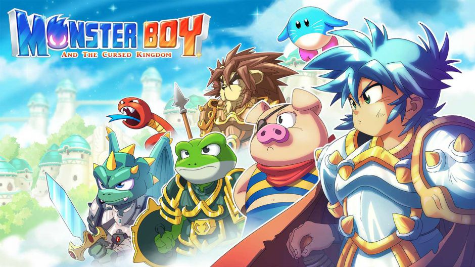 Monster Boy and the Cursed Kingdom vende 50.000 copias en su primera semana