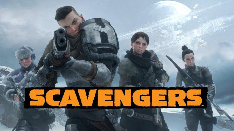 Scavengers es la nueva propuesta de supervivencia de Midwinter