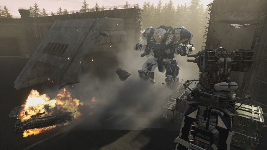 Mechwarriors 5: Mercenaries sería exclusivo de consolas Xbox