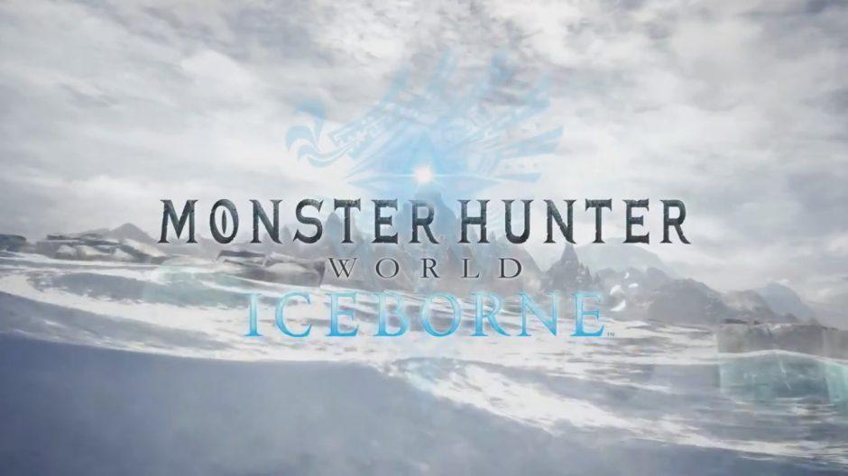 Monster Hunter World: Iceborne es la enorme expansión que llegará en septiembre