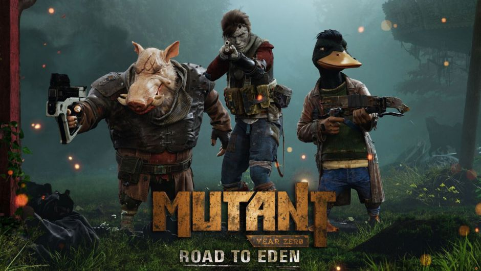 Comparativa gráfica de Mutant Year Zero entre Xbox One X y Nintendo Switch