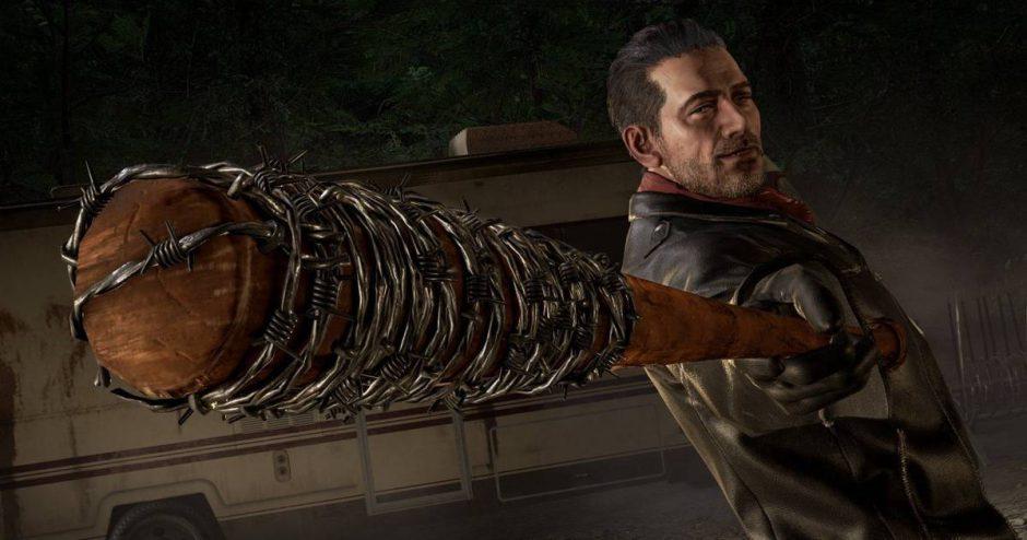 ¡Todos somos Negan! Así será el despiadado villano de The Walking Dead en Tekken 7