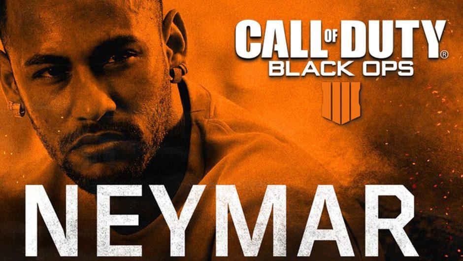Neymar prefirió jugar a COD: Black Ops IIII que asistir a la gala del Ballon d'Or
