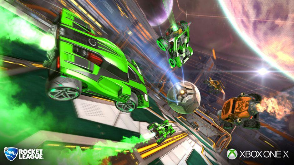 Rocket League eliminará las cajas de loot este mismo año