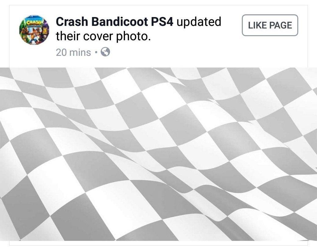 ¿Crash Team Racing podría estar a punto de anunciarse? - Algunas informaciones algo confusas podrían sugerir que el anuncio de Crash Team Racing estaría ¿cerca?