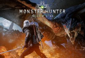 ¿The Witcher en Monster Hunter World? Pues es una realidad y será un DLC gratuito