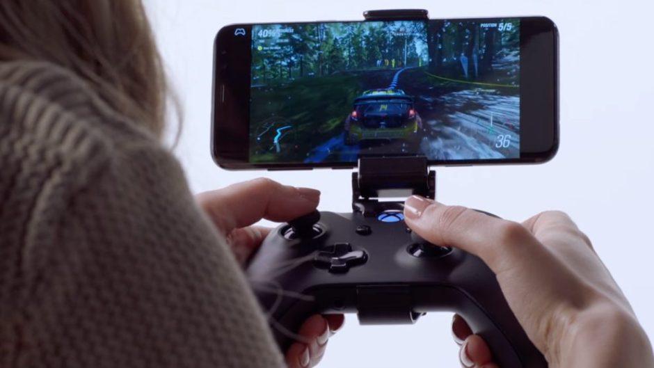 Console Streaming, una nueva función de Xbox One que te permitirá jugar en cualquier parte