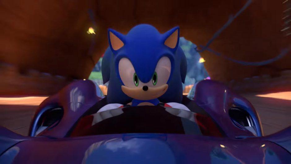 El plantel de Team Sonic Racing se amplía con tres nuevos pilotos
