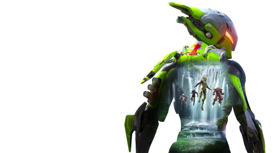 El Interceptor se luce en el nuevo gameplay mostrado de Anthem