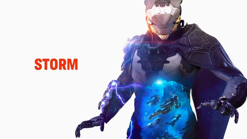 El Storm es la clase estrella de Anthem, este gameplay despeja las dudas