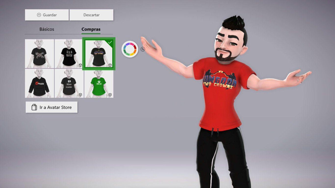 avatar de xbox