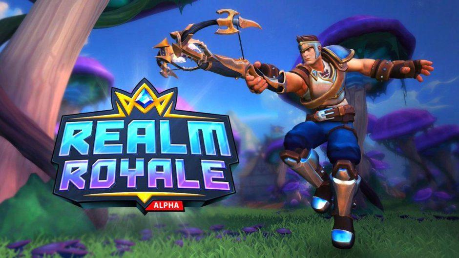 Realm Royale estrena el cross-progression entre plataformas