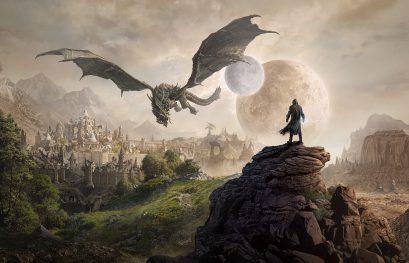 Vuelven los dragones a Tamriel con la nueva expansión Elsweyr, de The Elder Scrolls Online