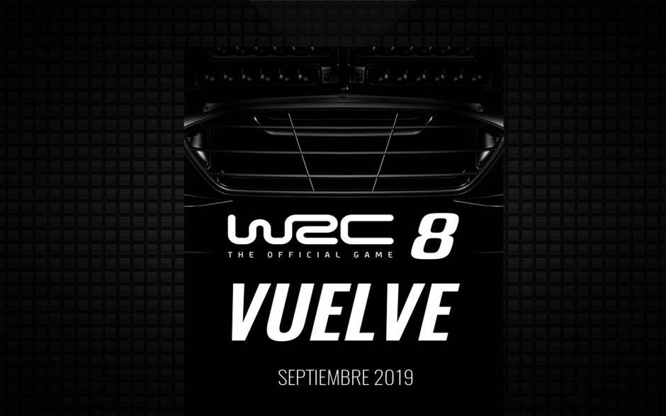 Anunciado WRC 8 para Xbox One
