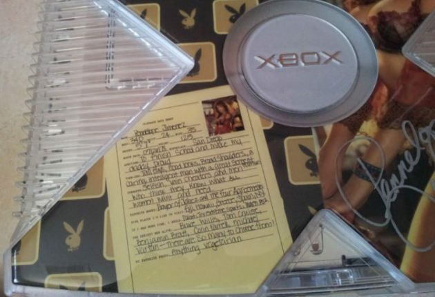 Xbox Playboy Edition