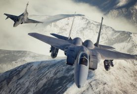 Comparativa de Ace Combat 7: Skies Unknown. ¿Peor en Xbox One X?