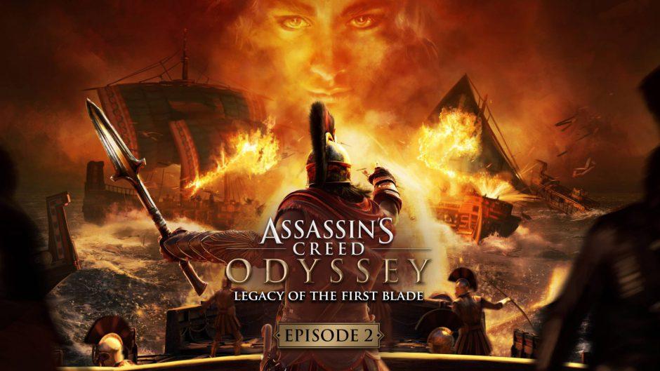 Ya disponible La Herencia de las Sombras de Assassin's Creed Odyssey