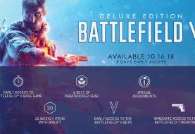 Consigue la edición digital de Battlefield V Deluxe Edition por apenas 22€