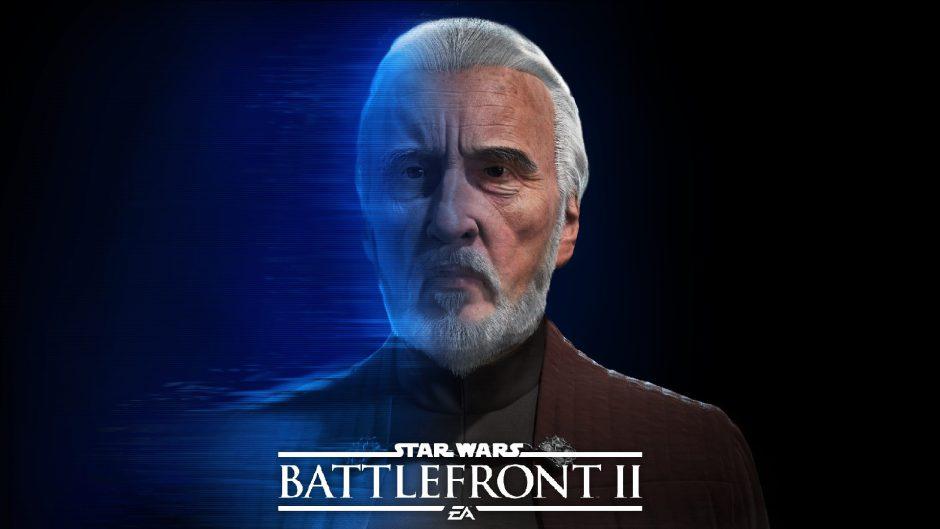 Star Wars Battlefront II sigue creciendo: El Conde Dooku llegará a finales de mes