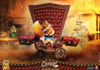 Rare celebra el 20 aniversario de Conker