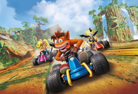 Crash Team Racing Nitro Fueled es el juego más vendido de la semana en Reino Unido