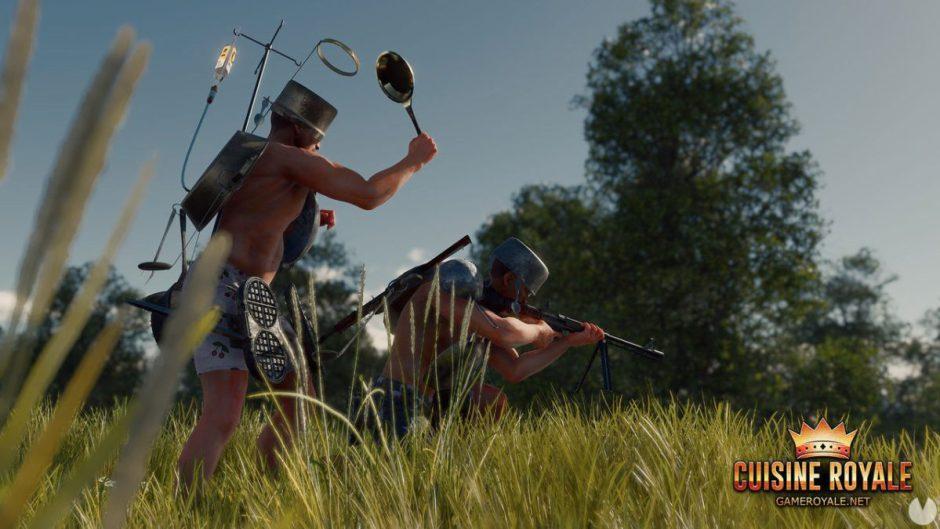 La parodia al Battle Royale de Cuisine Royale ya se puede probar si eres Xbox Insider