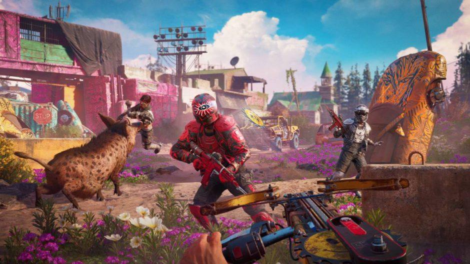 Ubisoft ya tiene terminado Far Cry New Dawn, que ya es gold