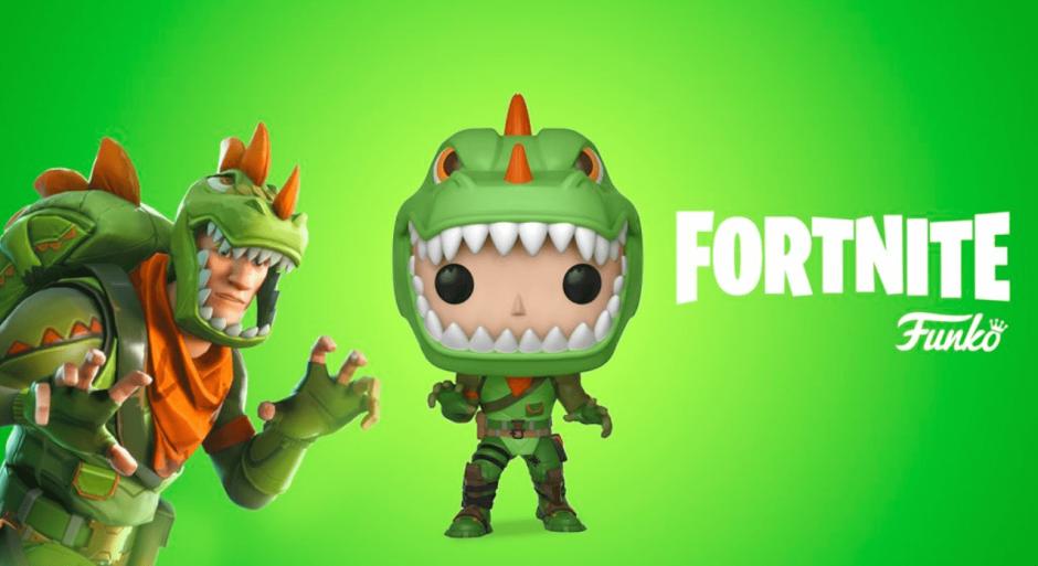 Amazon lista nuevos Funkos de Fortnite de la serie Pint Size Heroes