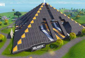 El Bloque de Fortnite ahora es una pirámide que esconde un secreto